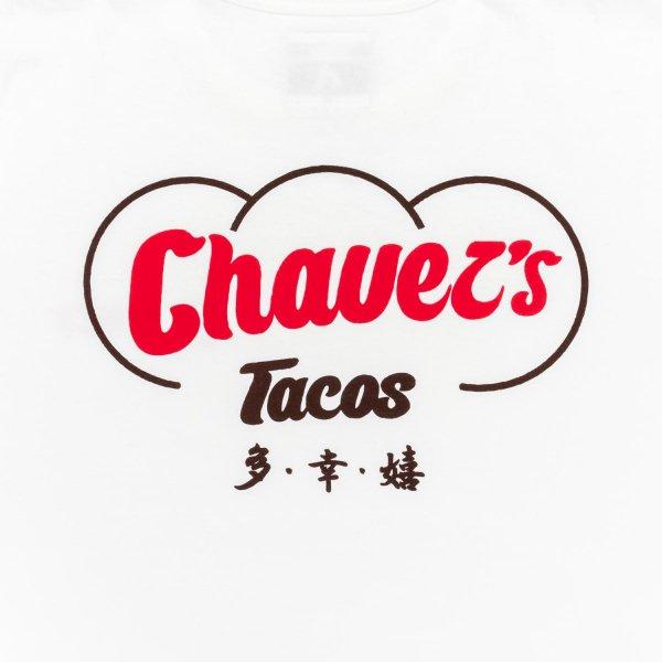 Chavez's TACOS designed by Hiroki Niwa (Kakuozan Larder)