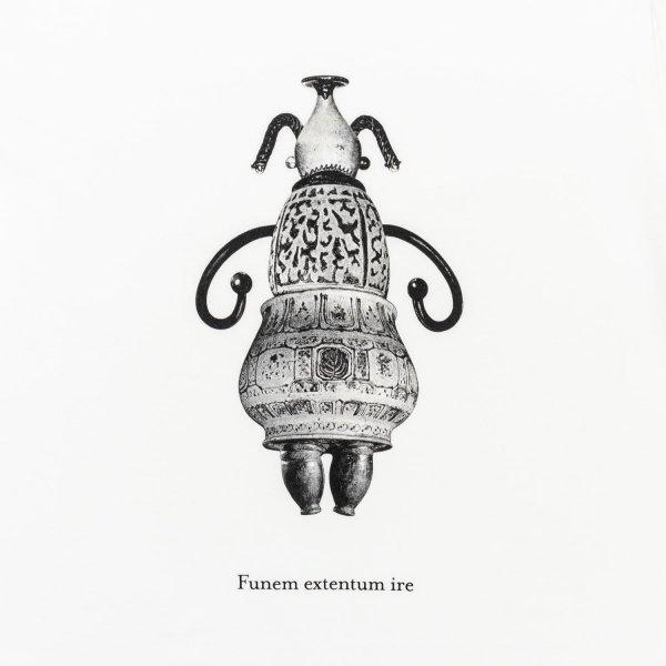 Funem extentum ire (綱渡り) by Takahiro Murahashi