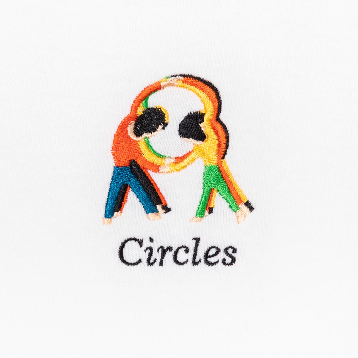 Circles designed by James Ulmer