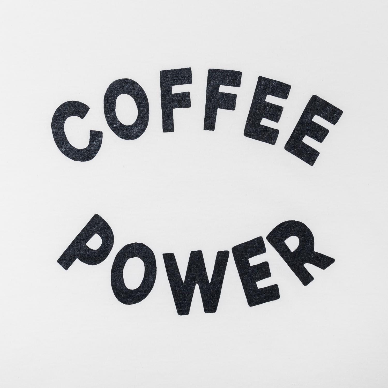 COFFEE POWER designed by Yunosuke