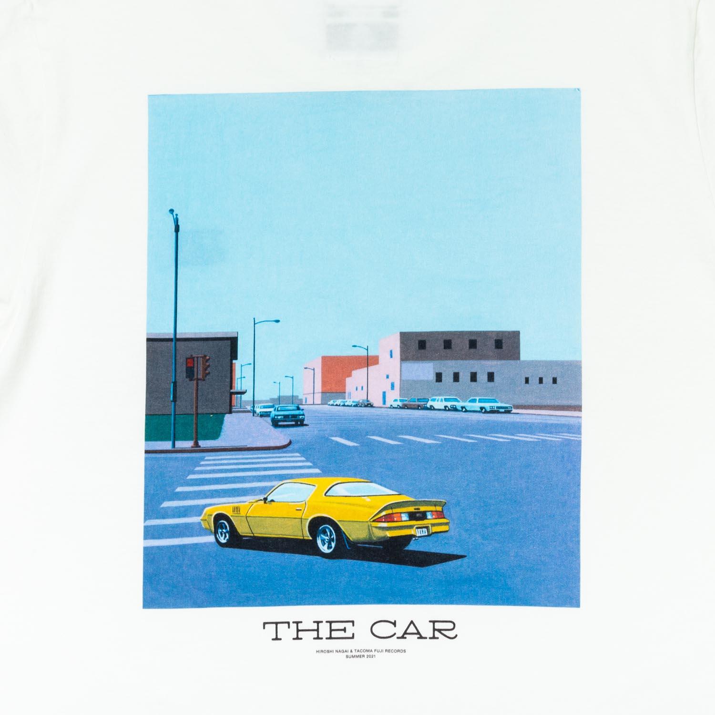 THE CAR artwork by Hiroshi Nagai / designed by Akinobu Maeda