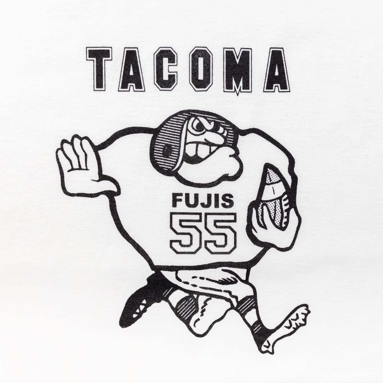 TACOMA FUJIS designed by MATT LEINES