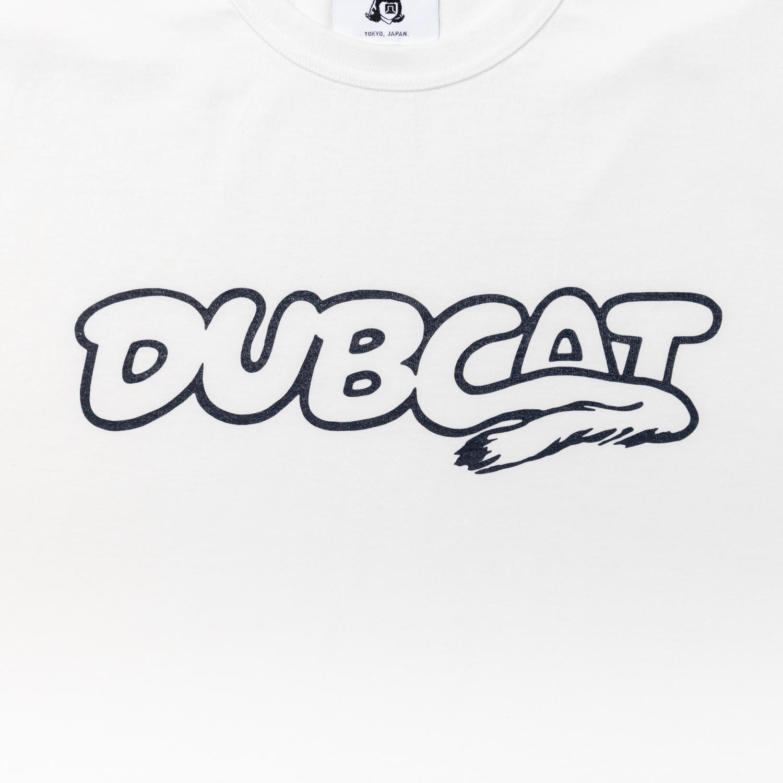 DUB CAT Tee designed by Hiroshi Iguchi