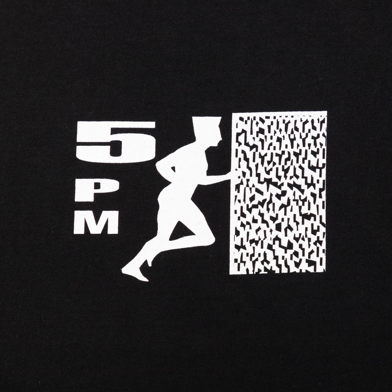 5PM Tee designed by Satoshi Suzuki
