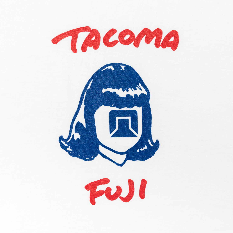 TACOMA FUJI HANDWRITING LOGO Tee '21