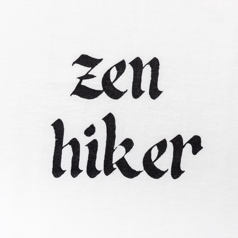 ZEN HIKER SS TEE by FERNAND WANG-TEA designed by Jerry UKAI