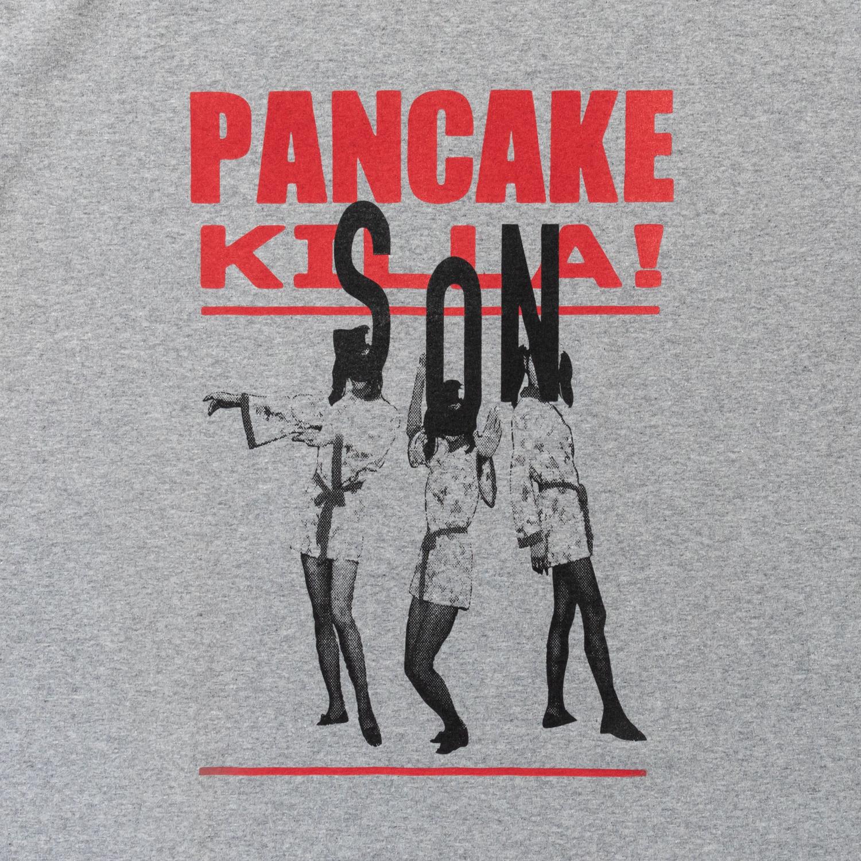 Pancake Killa / son LS designed by Ryohei kazumi