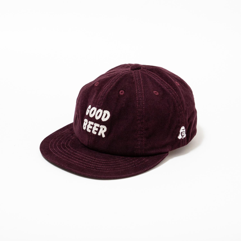 GOOD BEER CAP designed by Jerry UKAI