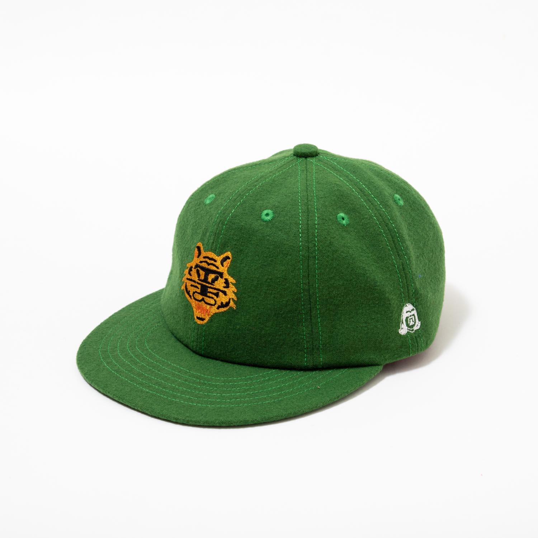 TORA CAP designed by Hikaru Matsubara