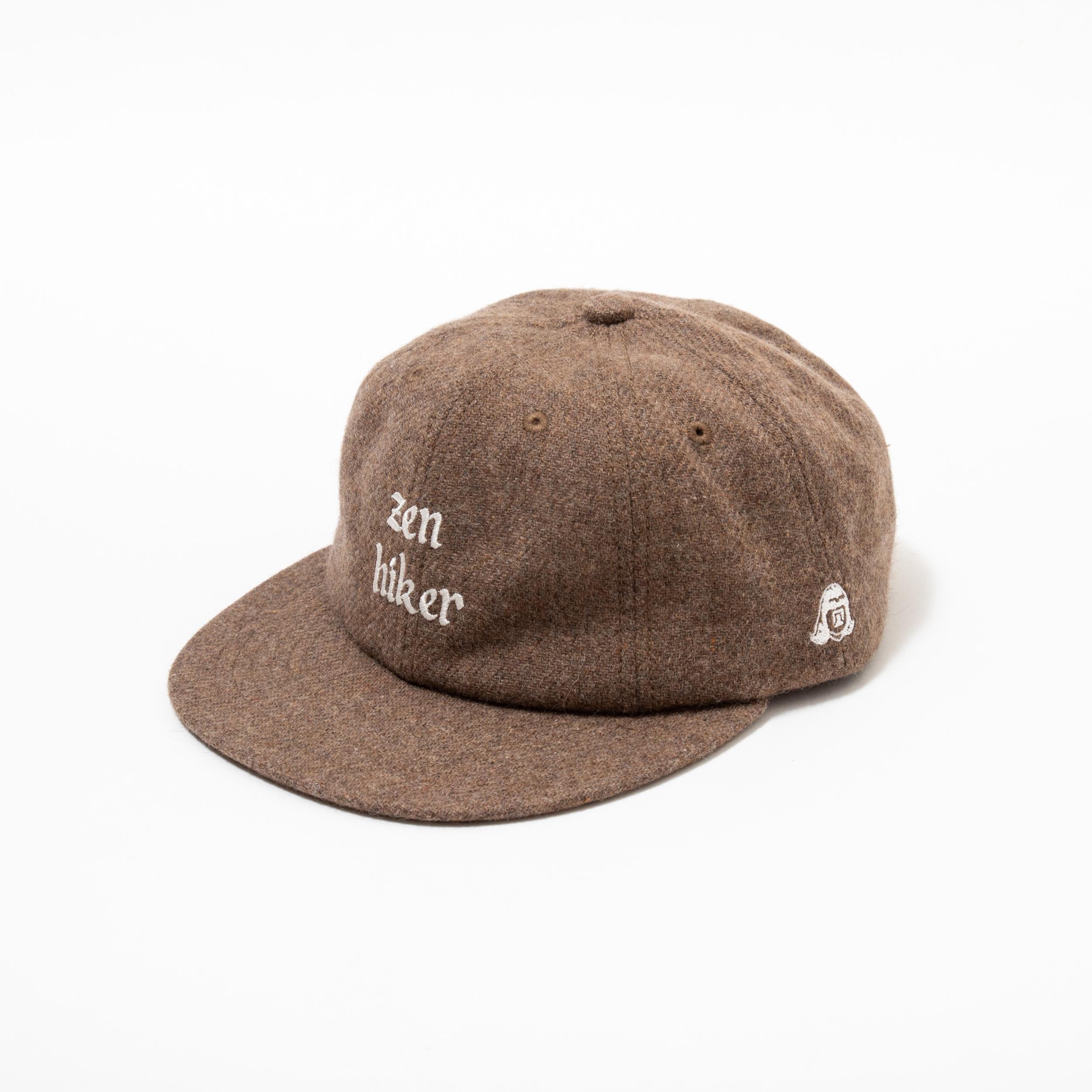 ZEN HIKER CAP designed by Jerry UKAI